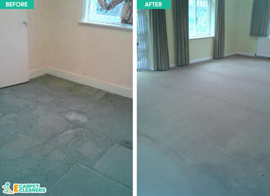 Carpet Cleaning in Canary Wharf